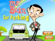 Mr. Bean igre – parkiraj auto