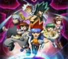 Beyblade Igre – Metal Fusion Puzzle