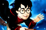 Bojanka Harry Potter – Igre Bojanja
