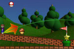 Super Mario Igre Mini Golf Sportske Igre